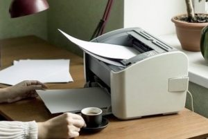 Printer Spooler Error
