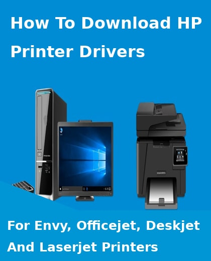 How To Download Hp Printer Drivers Hp Printer Driver Setup