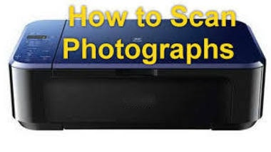 how to scan on canon pixma